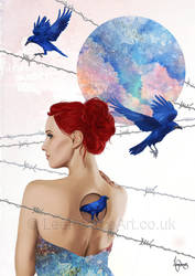 Bluebird by para-vine