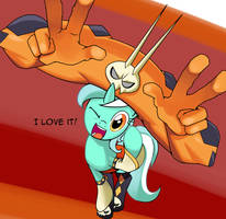 Lyra's must have by GashibokA