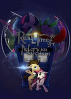 Recall the Time of No Return Book Cover by GashibokA
