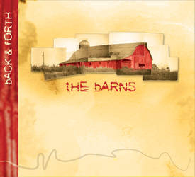 CD Cover for The Barns by claycox