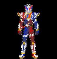 (Request) Kamen Rider Build Full Build Form by JoinedZero