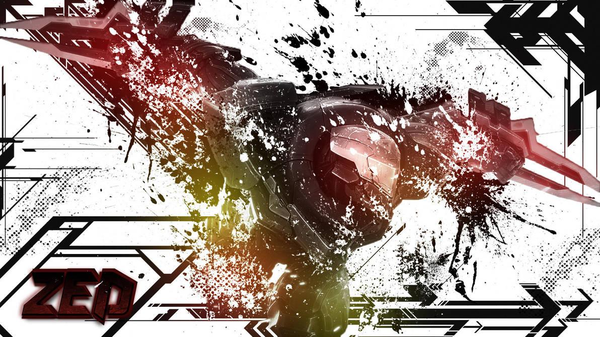 Project Zed Wallpaper By Xsurfspyx On Deviantart