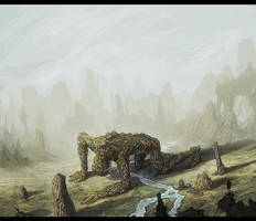 Shadow of the Colossus by DanilLovesFood
