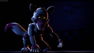 SFM | The Fox is waiting in the dark by The-Smileyy