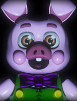 Piggy will rise by The-Smileyy