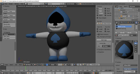 Bad Guy (W.I.P) by The-Smileyy