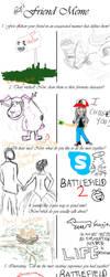 Friend Meme with Alpharino by Shy-low