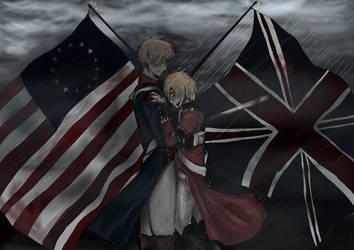 England x America by Kukki89