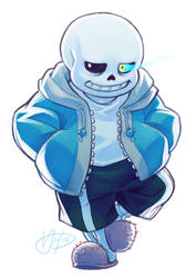 Smiley trashbag by frostious