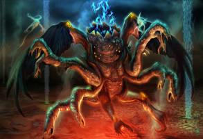 Devil's Doom by Davesrightmind