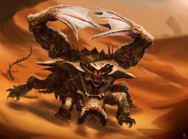 Dune Scuttler 1 by Davesrightmind