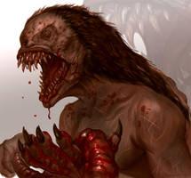 Rawhead-Rex by Davesrightmind