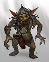 Goblin-Gunslinger-2016 by Davesrightmind
