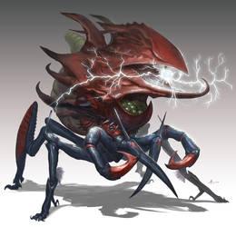 Thunder-Bug by Davesrightmind