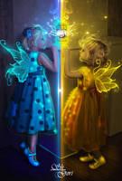 Two Fairies by GORI89