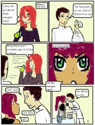 Paradise Honey (test) page 1 by AiNoHoritsu