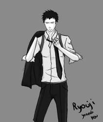 Ryouji , Yoneda Kou by NanakiYuu