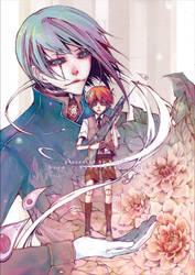 FREAKxFUSION::Secret Colours by KaikiFreAk