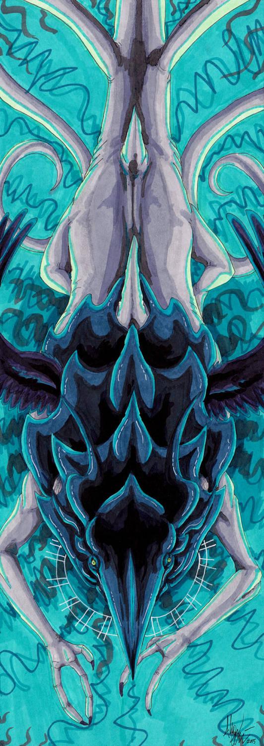 Primordial Beast by Gomis