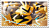 Electabuzz Stamp 0 by ice-fire