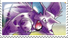 Nidorino Stamp by ice-fire