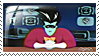 Freakazoid EBS Stamp by ice-fire