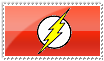 The Flash Stamp by ice-fire