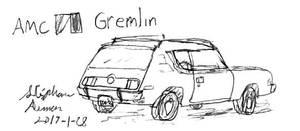 AMC Gremlin by stephdumas