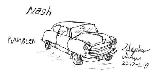 1951 nash sedan box wiring diagram Nash Airflyte 2 Door nashrambler explore nashrambler on deviantart 1951 nash convertible 1951 nash sedan