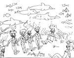 Aqua-Sailors 24 by stephdumas