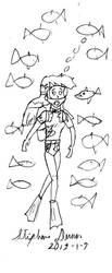 Aqua-Hinata 10 by stephdumas