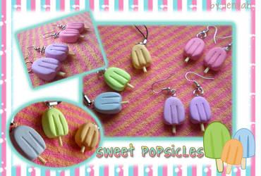 sweet popsicles by jenyah