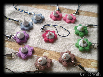 colorful charms by jenyah