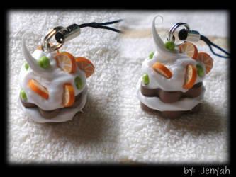 creamy orange charm by jenyah