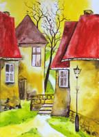 Old Town 01 by Myroman