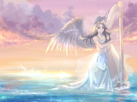 The Music of Angels (Musicians Series 3) by Poleron402