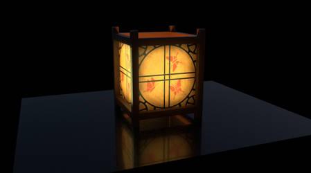Project Zero 2 - Lantern by justineski