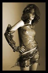 Trashy Fashion by citrina