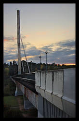 Vingis park bridge II by citrina
