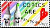 Copic Stamp for Nirumo by Mimisuzu