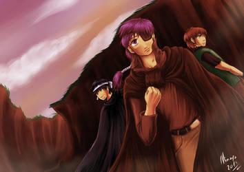 Cuarta Saga Sigue tu destino by Minaya