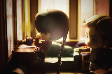 miss you ,erwin  by soniachan288