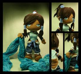 Avatar Korra by pheleon