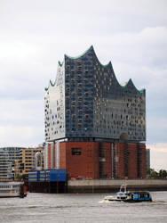 Elbphilharmonie Hamburg by CeaSanddorn