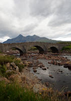 Scotland Sligachan Old Bridge by CeaSanddorn