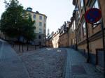 Stockholm streets by CeaSanddorn