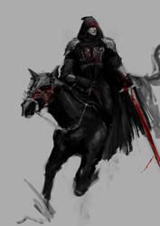 Horseman by Yzah