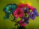 Birthday Flowers by CosmicSilver
