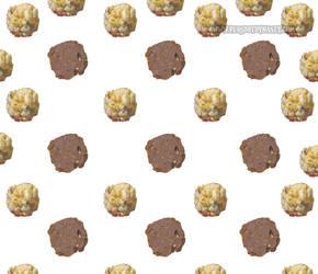 Snack Bite Wallpaper by CosmicSilver