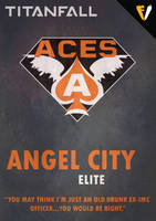 Titanfall | Factions | Angel City Elite by FALLENV3GAS